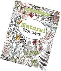 Really RELAXING Colouring Book 4: Natural Wonders: A