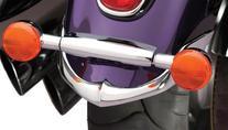 National Cycle Rear Fender Tip for Kawasaki Vulcan 900