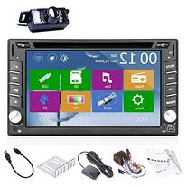 2 Din Car Autoradio Stereo In Dash Deck Head Unit Steering