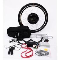 "Aosom 26"" Rear Wheel 48V 1000W Electric Battery Powered"