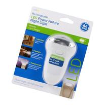 GE 3-in-1 LED Power Failure Night Light, Plug-In,