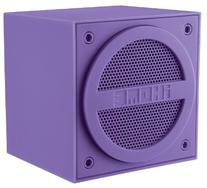 iHome Mini Rechargeable Bluetooth Wireless Speaker Cube, 2 -