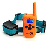 Esky Dog Training Collar Rainproof Rechargeable LCD Shock
