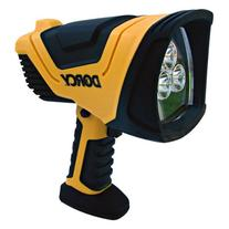 Dorcy 41-1080 Rechargeable Pistol Grip LED Spotlight with