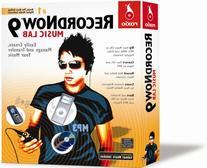 Recordnow 9 Music Lab