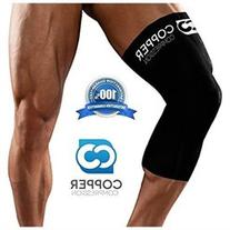 Copper Compression Recovery Knee Sleeve - Highest Copper