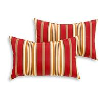 Greendale Home Fashions Rectangle Outdoor Accent Pillows,
