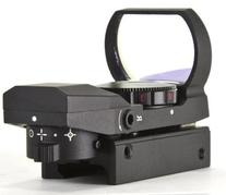 Red Dot Sight Tubeless Open Reflex Design Sight with Weaver-