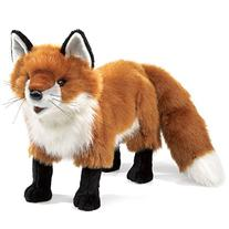 Folkmanis Red Fox Hand Puppet by Folkmanis
