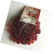 """Red Glass Marbles, 100 Count Per Order, 1/2"""" in Diameter"""