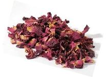 Red Rose buds and Petals - 1 lb