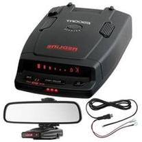 Escort RedLine Dual-Antenna Radar Detector + Car Mirror