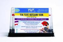 API REEF MASTER TEST KIT Reef Aquarium Water Test Kit 1-