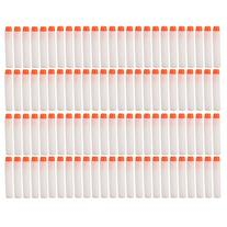 JETTINGBUY 100 Pcs Refill Darts With Hole for N-strike Elite