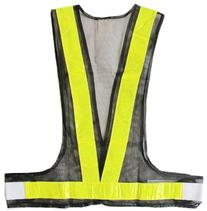 LW Reflective Safety Vest for Running Jogging Cycling Biking