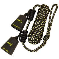 Hunter Safety System Reflective TANDEM LIFELINE with 2