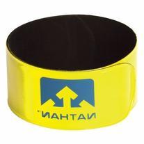 Nathan Reflex Reflective Bands - 2 Pack Yellow