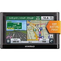 Garmin nüvi 55LM Automobile Portable GPS Navigator -