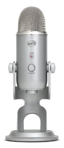 Blue Microphones Refurbished Yeti USB Microphone with Knox
