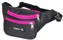 Shape Up, Training Fabric Waist Pack Many Colors!-Red