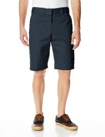 Dickies Men's 11 Inch Regular Fit Stretch Twill Work Short,