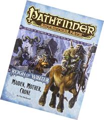 Pathfinder Adventure Path: Reign of Winter Part 3 - Maiden,