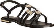 Aldo Women's Reinelle Strappy Sandal, Black, 40 EU/9 B US