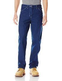 Dickies Men's Relaxed Fit Carpenter Jean, Indigo Garment