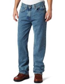 Carhartt Men's Relaxed Straight Denim Five Pocket Jean,Light