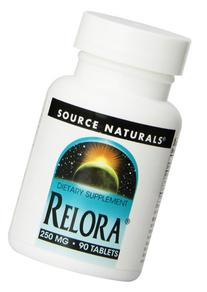 Source Naturals Relora 250mg, May Help to Relieve Stress and