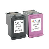 Generic Remanufactured Ink Cartridge Replacement for HP