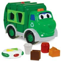 The Learning Journey Remote Control Shape Sorter, Recycle