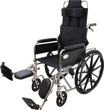 Roscoe Medical KR18E R-Series Reclining Wheelchair with