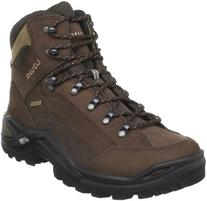 Lowa Men's Renegade GTX Mid Hiking Boot,Expresso/Brown,8 M