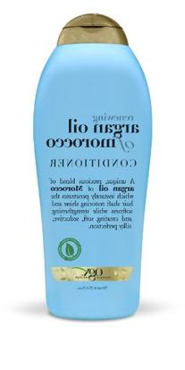OGX Renewing Moroccan Argan Oil Conditioner Salon Size, 25.4