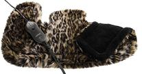 Sunbeam Renue Tension Relief Wrap, Leopard, Neck and