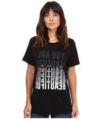 Life is Beautiful - Beautiful Repeat - Crew Neck Tee  T