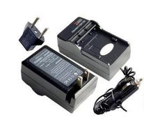 Replacement Battery Charger Kit for JVC BN-VF808 BN-VF808U