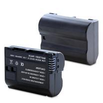 Fosmon Replacement EN-EL15 Li-Ion Battery Pack for Nikon