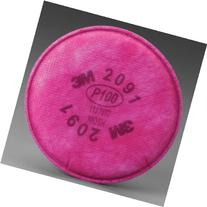 3M Replacement Filters - Particulate 2091/P100