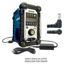 ABC Products® Replacement Makita Radio 12V / 12 Volt  AC /