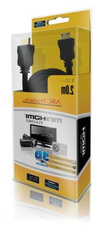 ABC Products® Replacement Sony Mini C HD HDMI Cable Cord