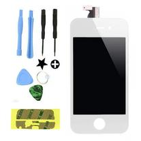 Teenitor White Replacement LCD Touch Screen Digitizer Glass