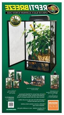 Zoo Med ReptiBreeze Open Air Screen Cage, Medium, 16 x 16 x