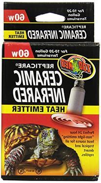 Zoo Med ReptiCare Ceramic Infrared Heat Emitter 60 Watts