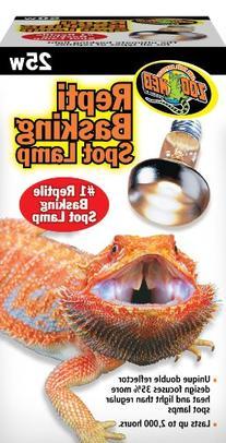 Zoo Med Reptile Basking Spot Lamp 25 Watts