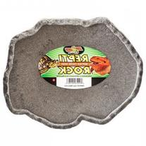 Reptile Food Dish Size: Large
