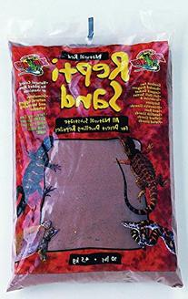 Zoo Med ReptiSand, Natural Red, 10 Pounds
