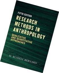 research methodology in anthropology 18 research methodology and practice evaluation what is evaluation why evaluation intervention–development–evaluation process perspectives in the classification.