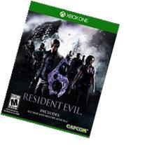 Resident Evil 6 HD XOne
